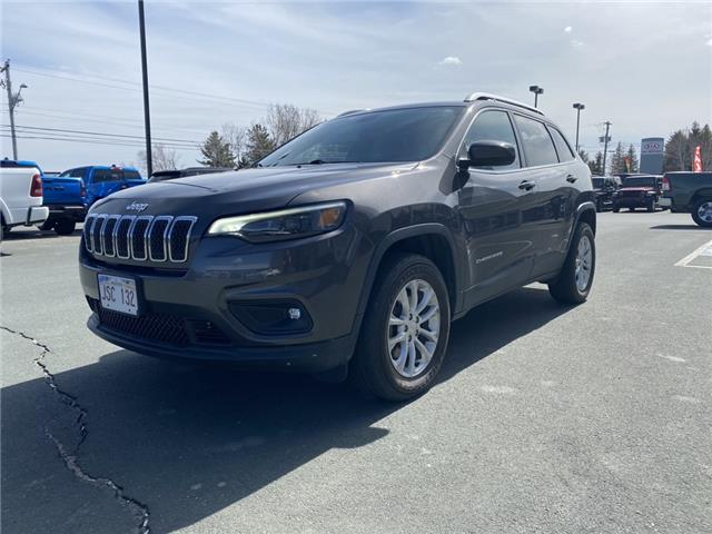 2019 Jeep Cherokee North (Stk: L175A) in Miramichi - Image 1 of 12