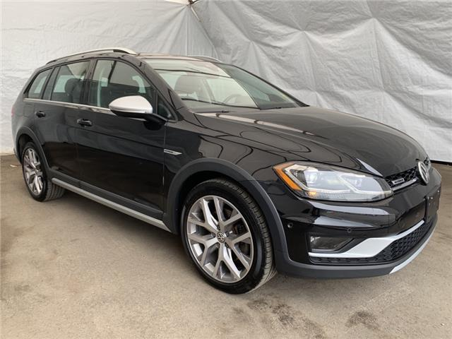 2018 Volkswagen Golf Alltrack 1.8 TSI (Stk: 2113291) in Thunder Bay - Image 1 of 20