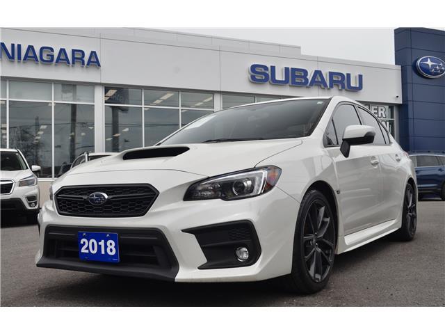 2018 Subaru WRX Sport-tech (Stk: Z1872) in St.Catharines - Image 1 of 23