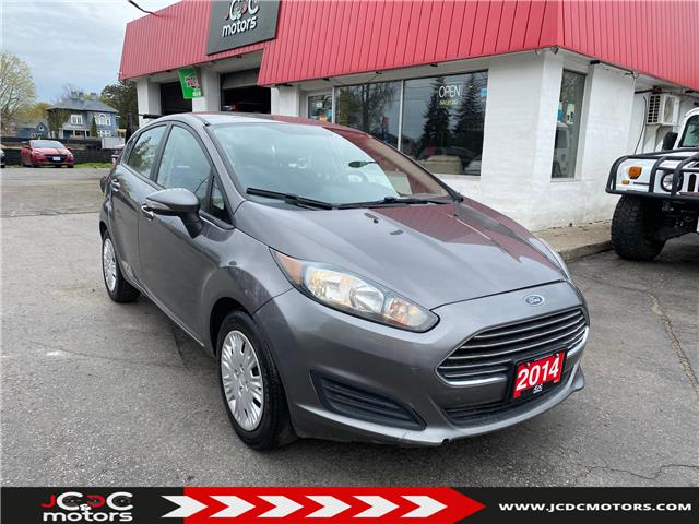 2014 Ford Fiesta SE (Stk: ) in Cobourg - Image 1 of 20