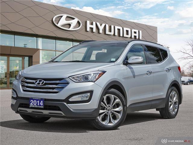 2014 Hyundai Santa Fe Sport 2.0T SE (Stk: 59516) in London - Image 1 of 27