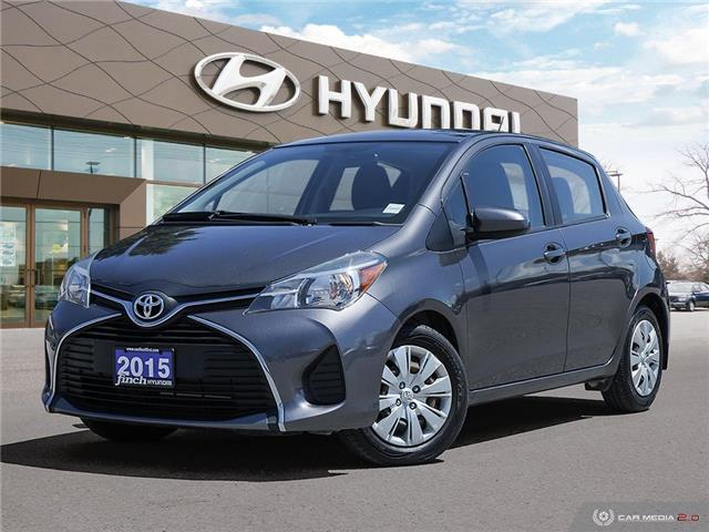 2015 Toyota Yaris LE (Stk: 99564) in London - Image 1 of 27
