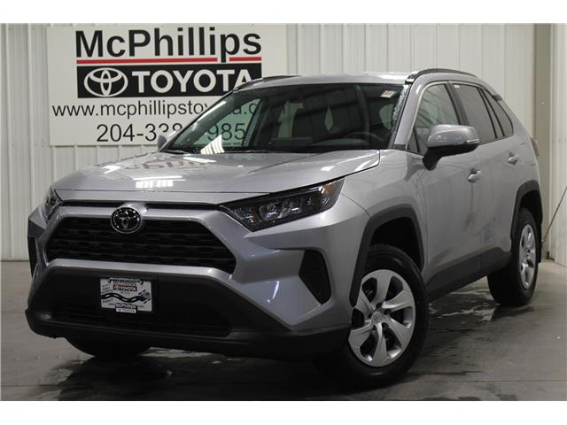2021 Toyota RAV4 LE (Stk: C134490) in Winnipeg - Image 1 of 19