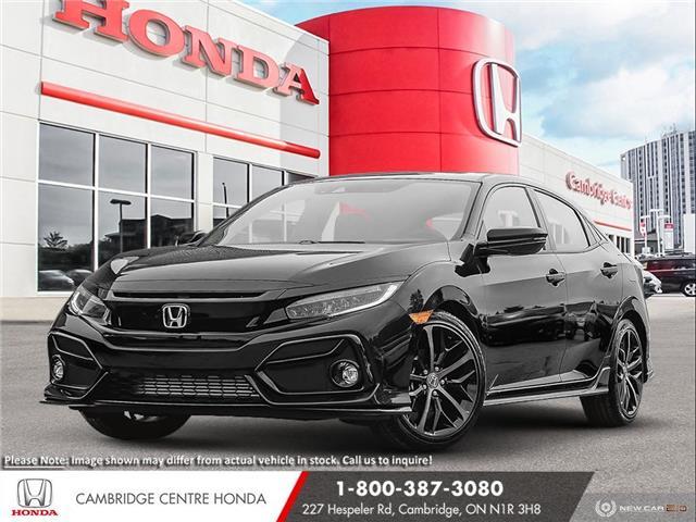 2021 Honda Civic Sport Touring (Stk: 21828) in Cambridge - Image 1 of 24