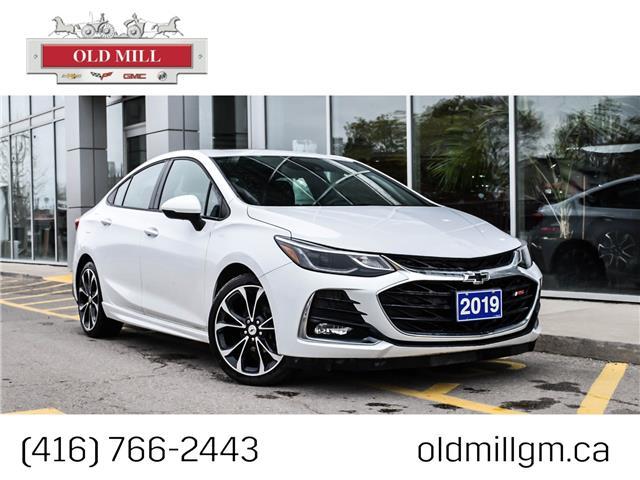 2019 Chevrolet Cruze Premier (Stk: 116680U) in Toronto - Image 1 of 24