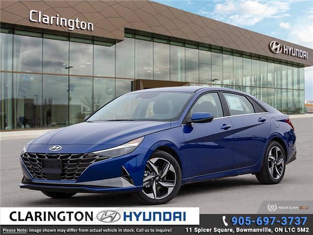 2021 Hyundai Elantra Ultimate Tech w/Two-Tone Interior (Stk: 21182) in Clarington - Image 1 of 24