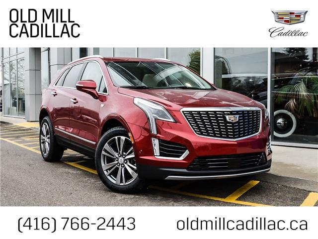 2021 Cadillac XT5 Premium Luxury (Stk: MZ201852) in Toronto - Image 1 of 27