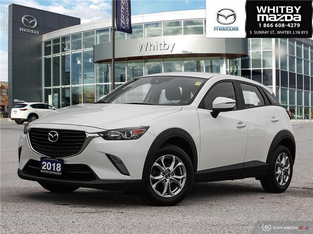 2018 Mazda CX-3 GS (Stk: 210531A) in Whitby - Image 1 of 27