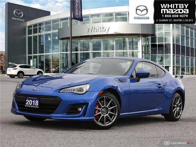 2018 Subaru BRZ  (Stk: 210524A) in Whitby - Image 1 of 27
