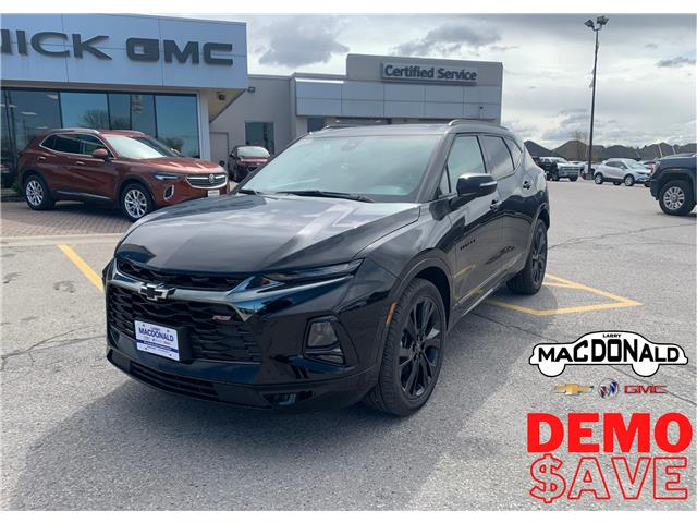 2021 Chevrolet Blazer RS (Stk: 47982) in Strathroy - Image 1 of 10