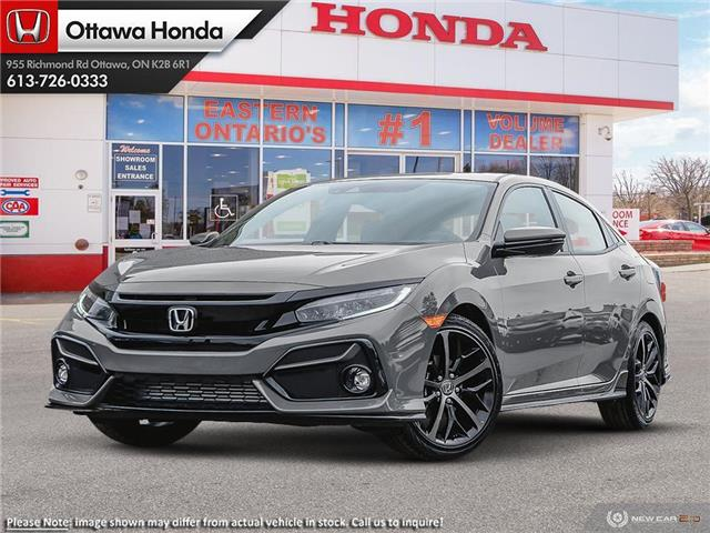 2021 Honda Civic Sport (Stk: 345980) in Ottawa - Image 1 of 22