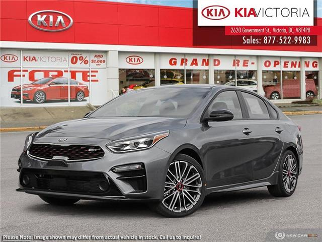 2021 Kia Forte GT Limited (Stk: FO21-199) in Victoria - Image 1 of 23