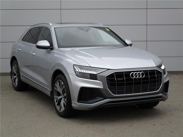 2019 Audi Q8 55 Technik (Stk: 2100821) in Regina - Image 1 of 22