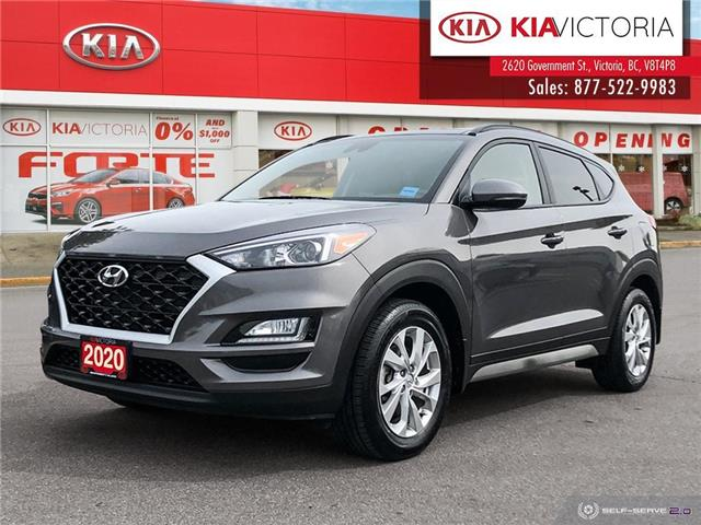 2020 Hyundai Tucson Preferred w/Sun & Leather Package (Stk: A1768A) in Victoria - Image 1 of 25
