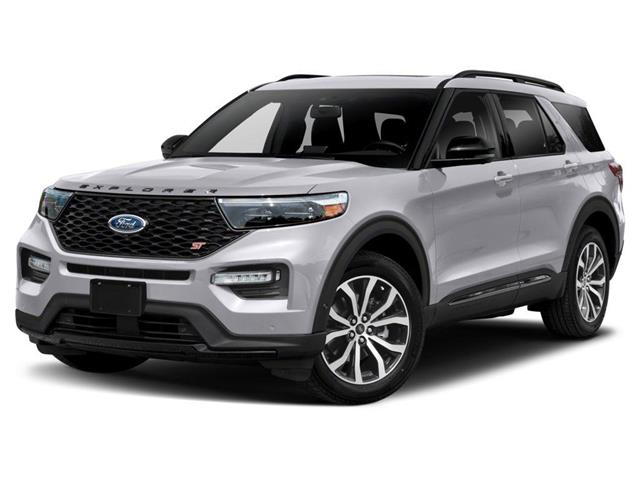 2021 Ford Explorer ST (Stk: W0755) in Barrie - Image 1 of 9