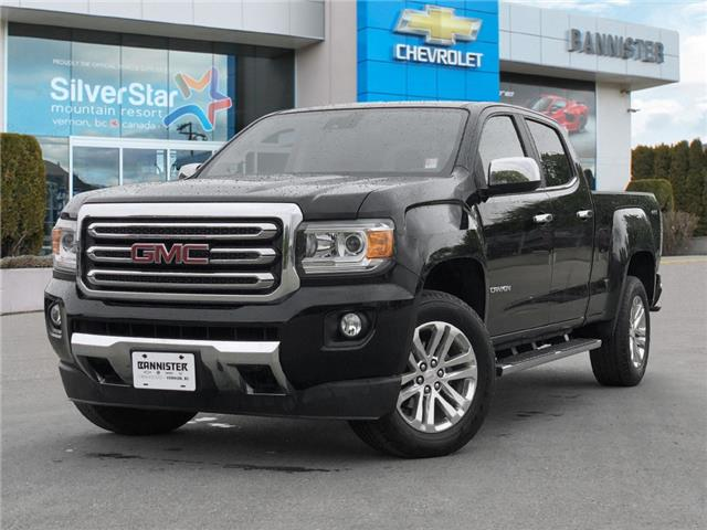 2015 GMC Canyon SLT (Stk: P21439A) in Vernon - Image 1 of 26