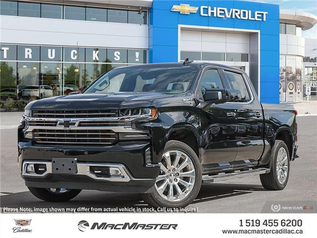 2021 Chevrolet Silverado 1500 High Country (Stk: 210560) in London - Image 1 of 23