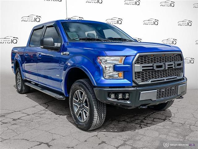 2016 Ford F-150 XLT (Stk: 1237A) in St. Thomas - Image 1 of 29