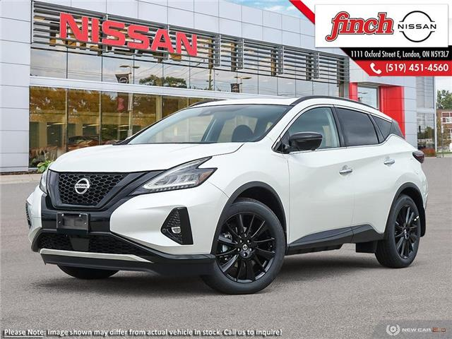 2021 Nissan Murano Midnight Edition (Stk: 18029) in London - Image 1 of 23
