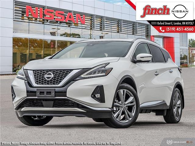 2021 Nissan Murano Platinum (Stk: 18030) in London - Image 1 of 23