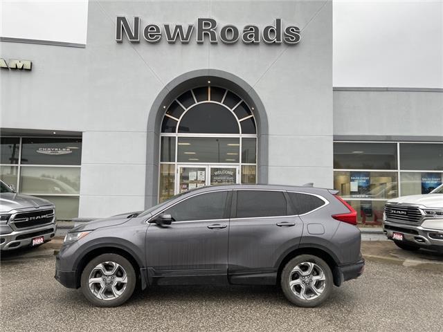 Used 2018 Honda CR-V EX AWD Bluetooth Back Up Camera - Newmarket - NewRoads Chrysler