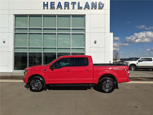 2020 Ford F-150 XLT (Stk: MRN005B) in Fort Saskatchewan - Image 1 of 21