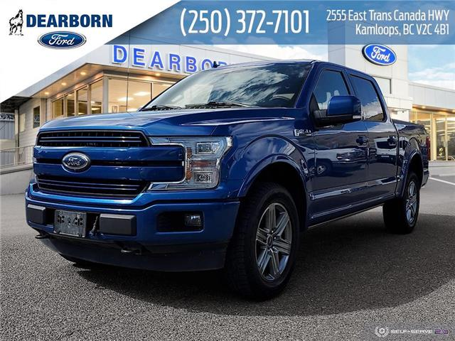 2018 Ford F-150 Lariat (Stk: BM135A) in Kamloops - Image 1 of 26