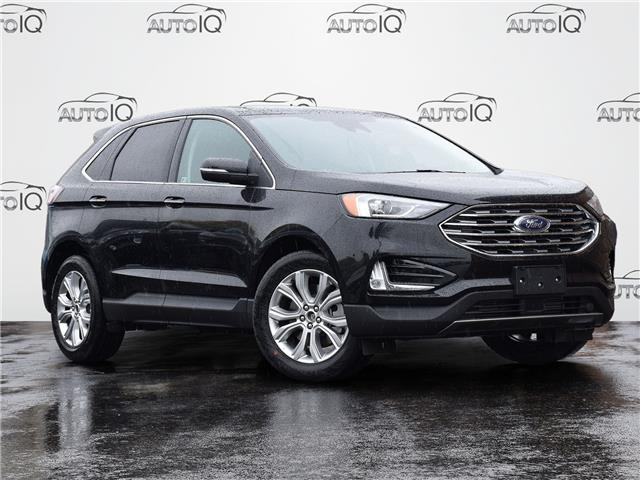 2021 Ford Edge Titanium (Stk: EDC650) in Waterloo - Image 1 of 19