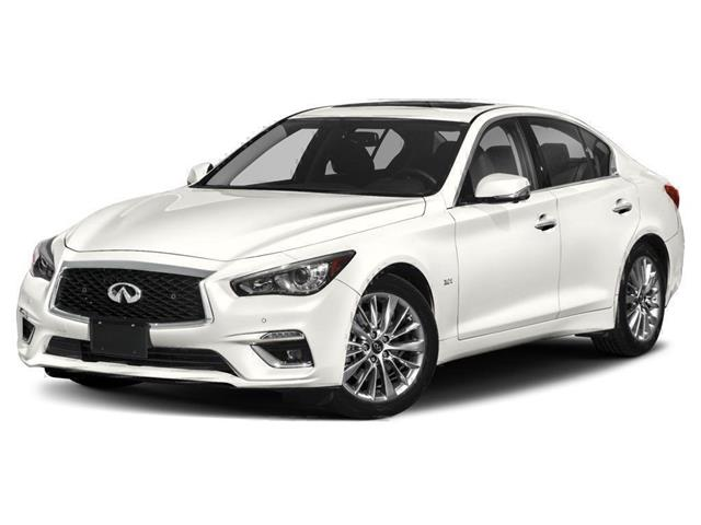 2021 Infiniti Q50 Luxe (Stk: 21Q5010) in Newmarket - Image 1 of 9