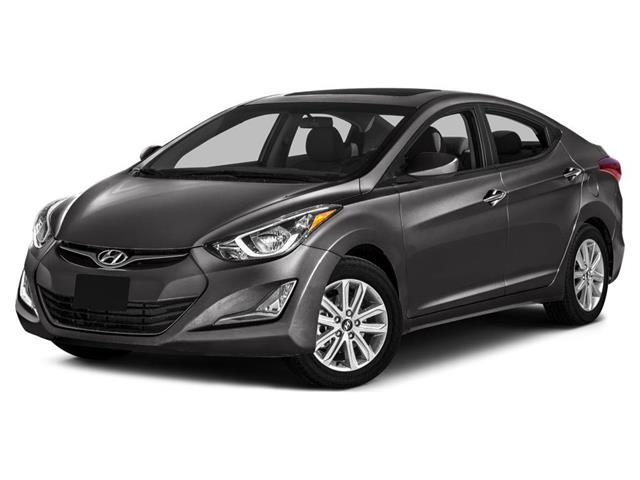 2016 Hyundai Elantra  (Stk: U1197) in Clarington - Image 1 of 13
