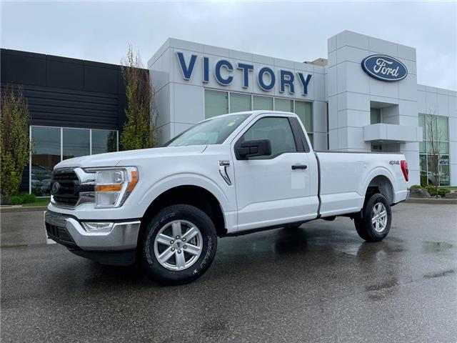 2021 Ford F-150 XLT (Stk: VFF20179) in Chatham - Image 1 of 16