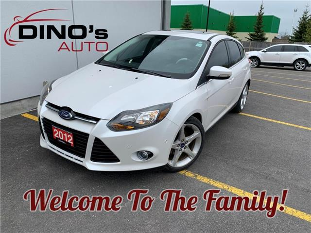 2012 Ford Focus Titanium (Stk: DA158783) in Orleans - Image 1 of 26