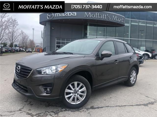 2016 Mazda CX-5 GS (Stk: P9153A) in Barrie - Image 1 of 21