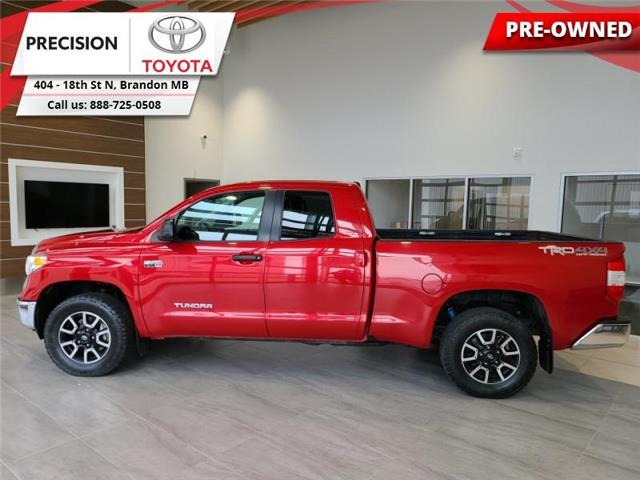 2017 Toyota Tundra SR5 Plus Package (Stk: 212231) in Brandon - Image 1 of 26