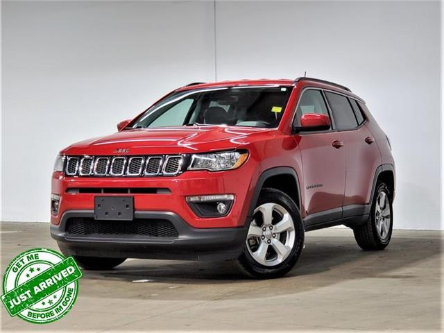 2018 Jeep Compass North (Stk: A3823) in Saskatoon - Image 1 of 18