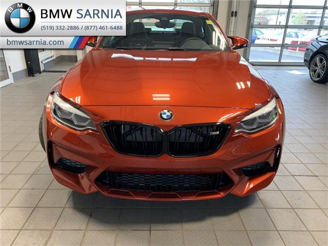 2021 BMW M2 Competition (Stk: B2126) in Sarnia - Image 1 of 9