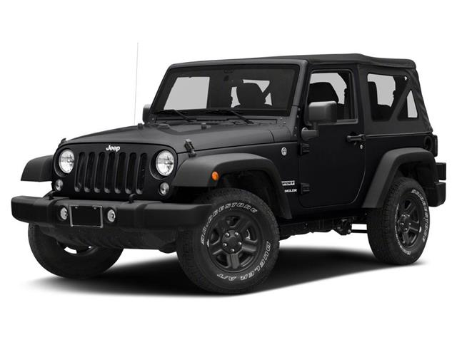2014 Jeep Wrangler Sport (Stk: 13913A) in Orillia - Image 1 of 9