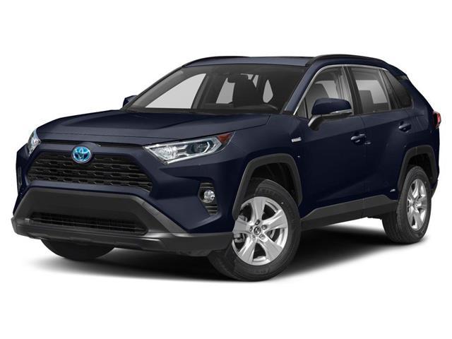 2021 Toyota RAV4 Hybrid XLE (Stk: 2186) in Dawson Creek - Image 1 of 9