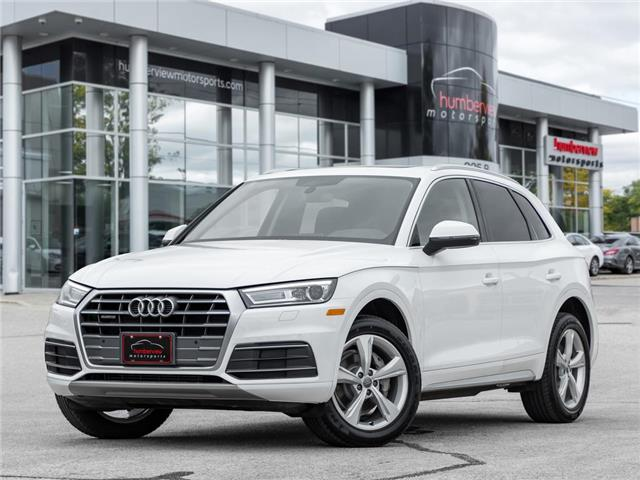 2018 Audi Q5  (Stk: 21HMS225) in Mississauga - Image 1 of 24