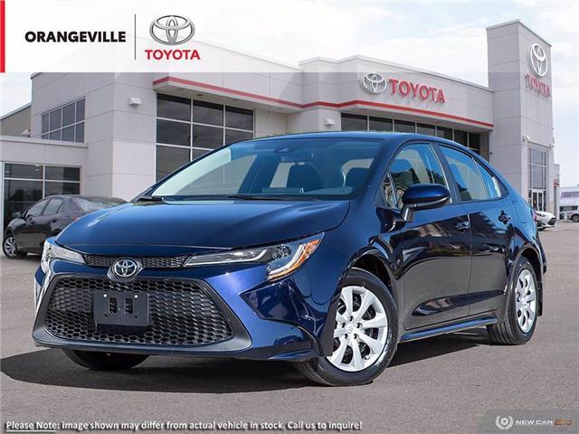 2021 Toyota Corolla LE (Stk: 21384) in Orangeville - Image 1 of 23