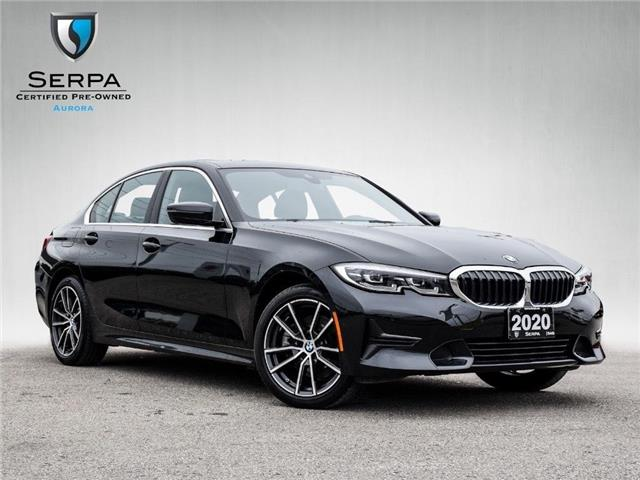 2020 BMW 330i xDrive (Stk: P1516) in Aurora - Image 1 of 28