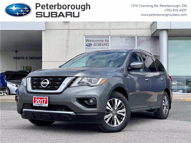 2017 Nissan Pathfinder  (Stk: S4637A) in Peterborough - Image 1 of 30