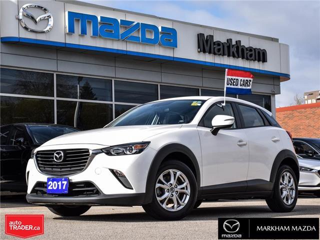 2017 Mazda CX-3 GS (Stk: P2067) in Markham - Image 1 of 26