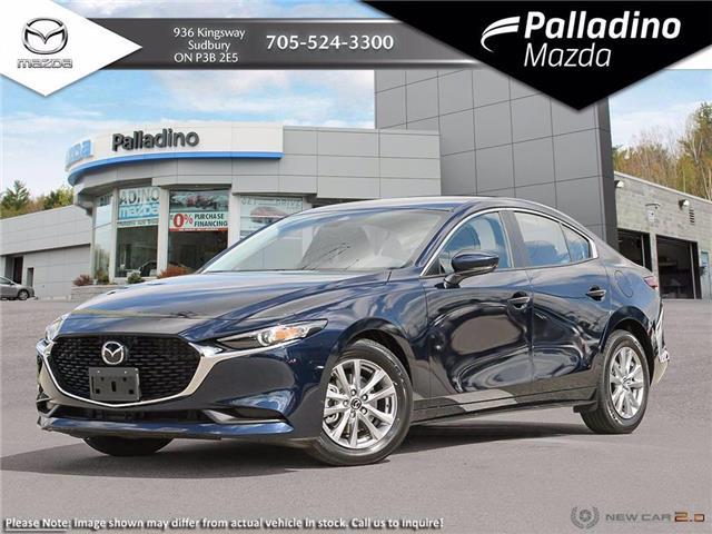 2021 Mazda Mazda3 GS (Stk: 7975) in Greater Sudbury - Image 1 of 23