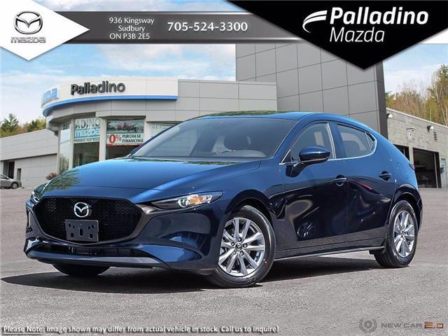 2021 Mazda Mazda3 Sport GX (Stk: 7991) in Greater Sudbury - Image 1 of 23