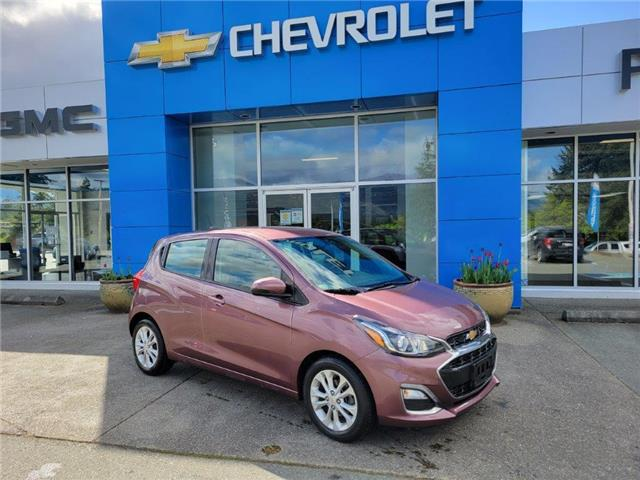 2019 Chevrolet Spark 1LT CVT (Stk: DP2071) in Port Alberni - Image 1 of 12