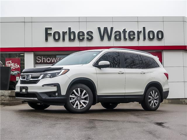 2019 Honda Pilot EX-L Navi (Stk: 15378R) in Waterloo - Image 1 of 28