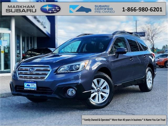 2016 Subaru Outback  (Stk: U-2567) in Markham - Image 1 of 28
