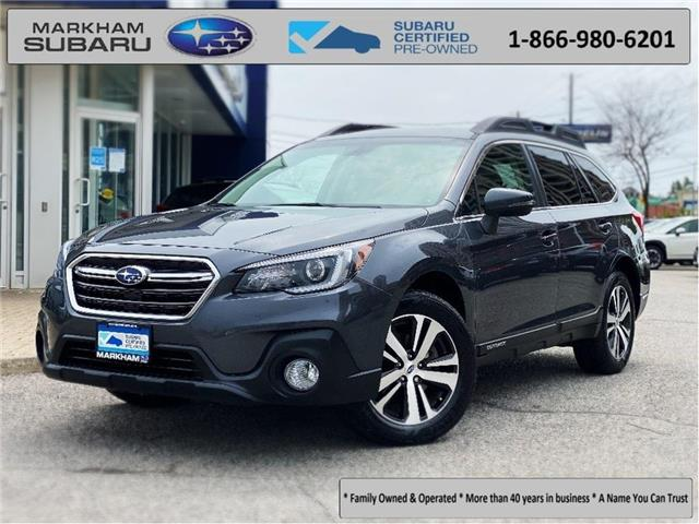 2018 Subaru Outback 3.6R Limited (Stk: U-2578) in Markham - Image 1 of 27