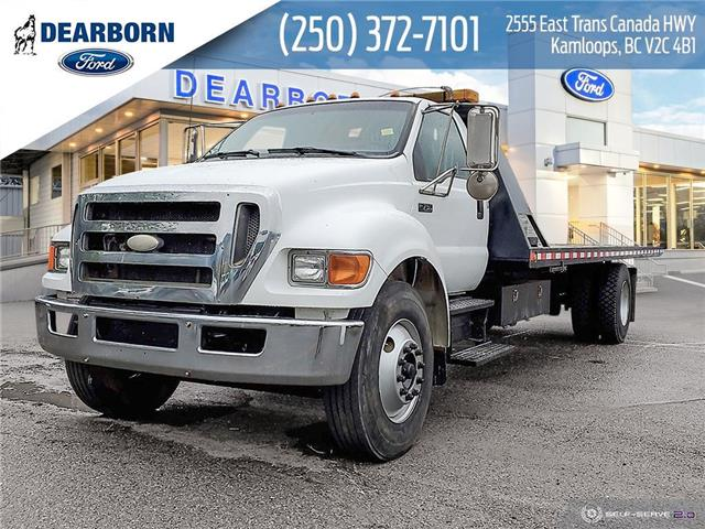 2007 Ford Super Duty F-750 Straight Frame XL (Stk: PM055) in Kamloops - Image 1 of 19